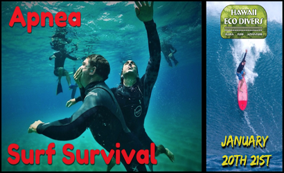 HAWAII ECO DIVERS/APNEA JAN 12-21 2019
