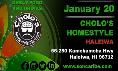 CHOLOS JAN 2019 SALSA 410