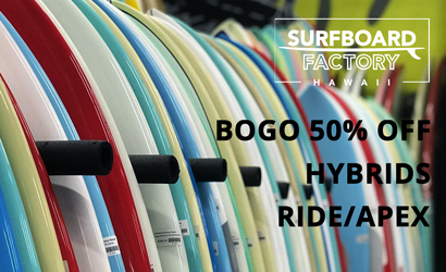 Surfboard Factory 410 BOGO Import