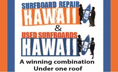 Used Surfboards and Surfboard Repair Hawaii 2.19