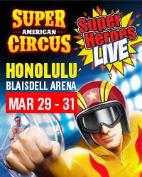 Super American Circus 200