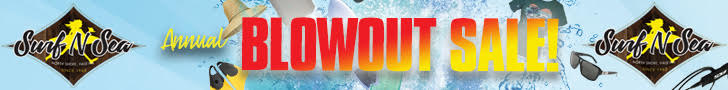 SURF N SEA BLOW OUT 2020. 728 11.30-