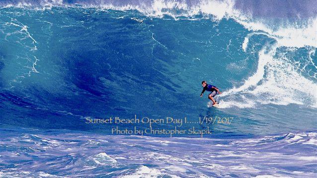 Sunset Beach Open Day 1 CSK # 4271