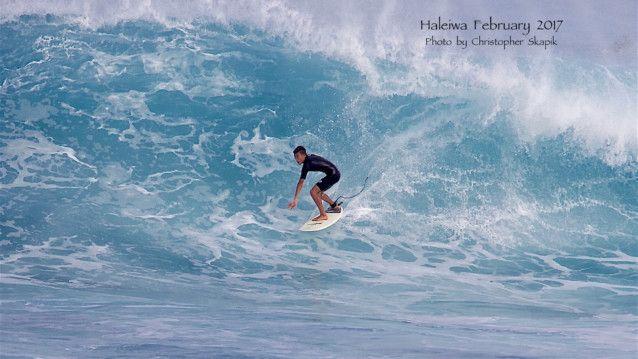 Haleiwa Feb